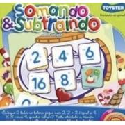 Jogo Somando e Subtraindo - Toyster