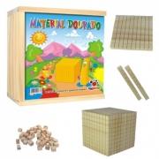 Material Dourado do Professor  611 peças