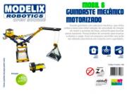 Mobil 6 Guindaste Mecanico - Modelix