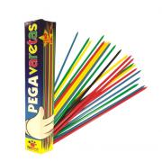 Pega Varetas em Plástico - 21 peças