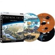 Planeta Terra - BBC - 4 DVDs