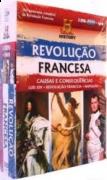 Revolução Francesa - The History Channel - 3 DVD's