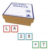 Sistema Braille - Madeira