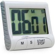Timer Cronômetro Digital com Alarme e Contagem Crescente e Decrescente