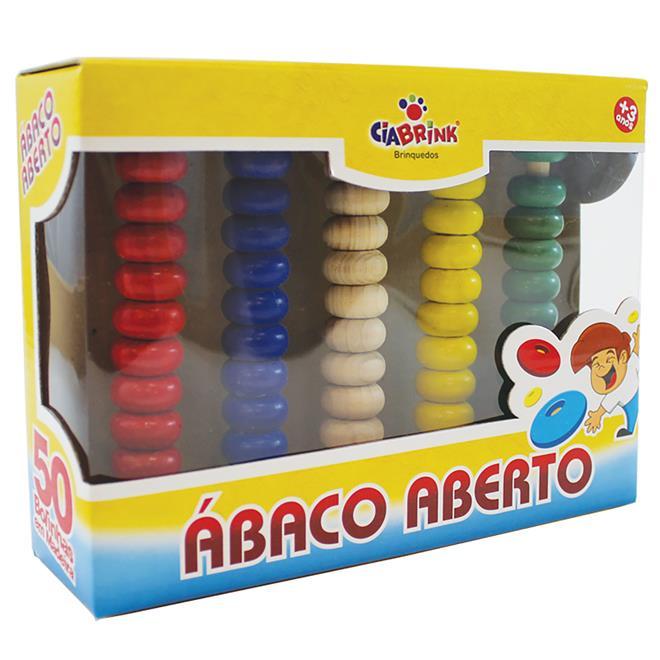Ábaco Aberto - Madeira