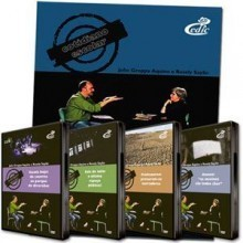 COLEÇÃO COTIDIANO ESCOLAR - 4 DVD's + livro