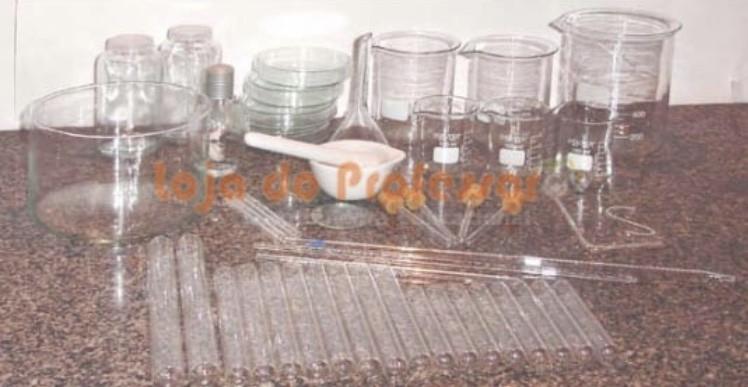 Laboratório Portátil de Biologia (Ensino Médio)
