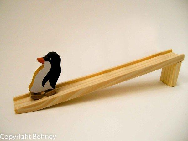 Pingüim com Rampa