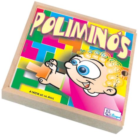 Poliminós - Madeira