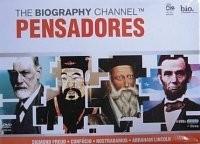 PENSADORES - 4 DVD's