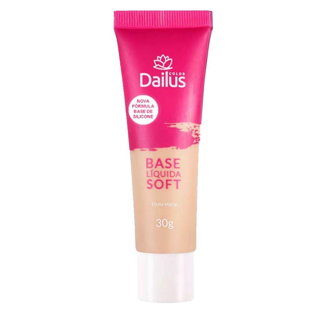 Base Líquida Soft - Nova Fórmula - Dailus
