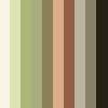 Smoked - Paleta de Sombras Matte Eyes Design L642 Luisance