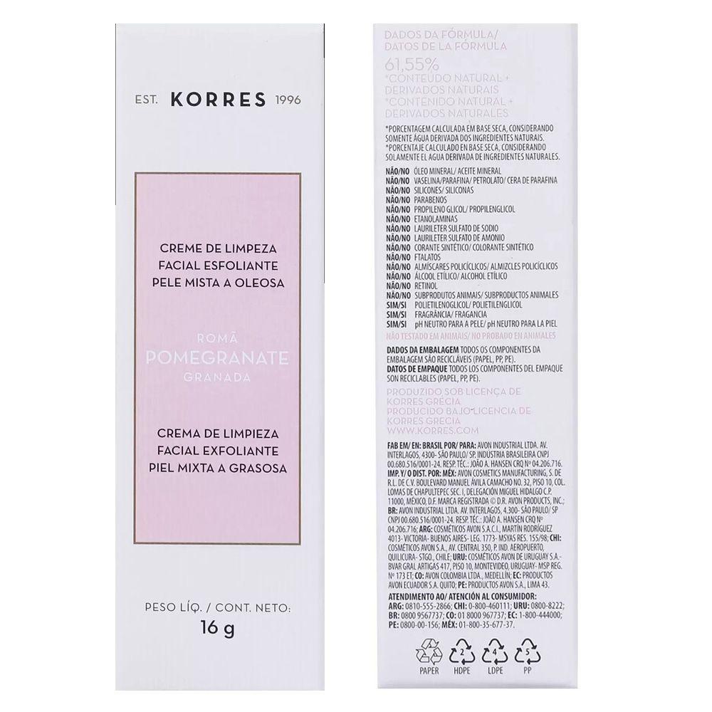 Kit Especial - Sabonete de Limpeza Facial + Creme de Limpeza Facial Esfoliante