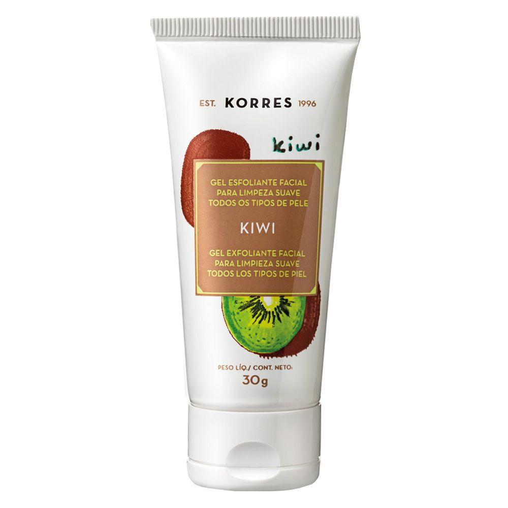 Gel Esfoliante Facial Kiwi 30g - Korres