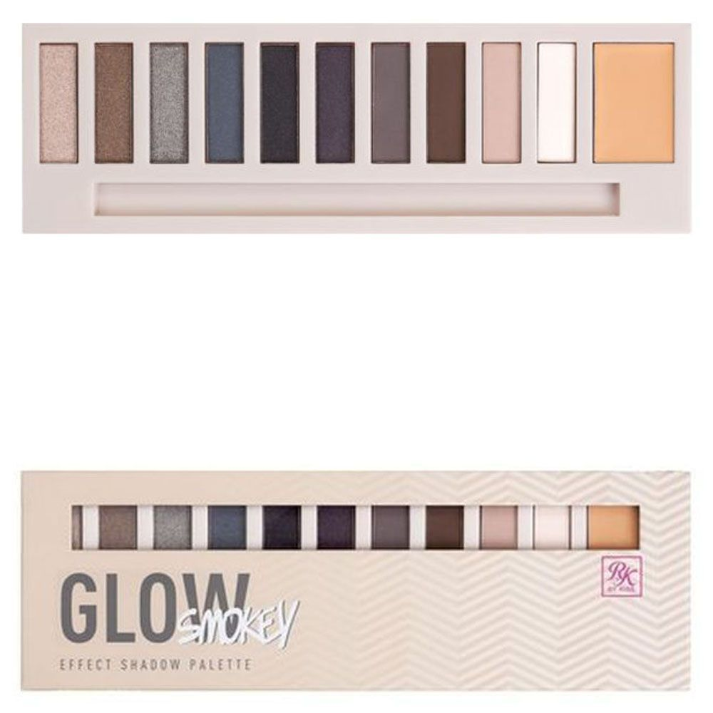 Paleta de Sombras Glow Smokey - Ruby Kisses