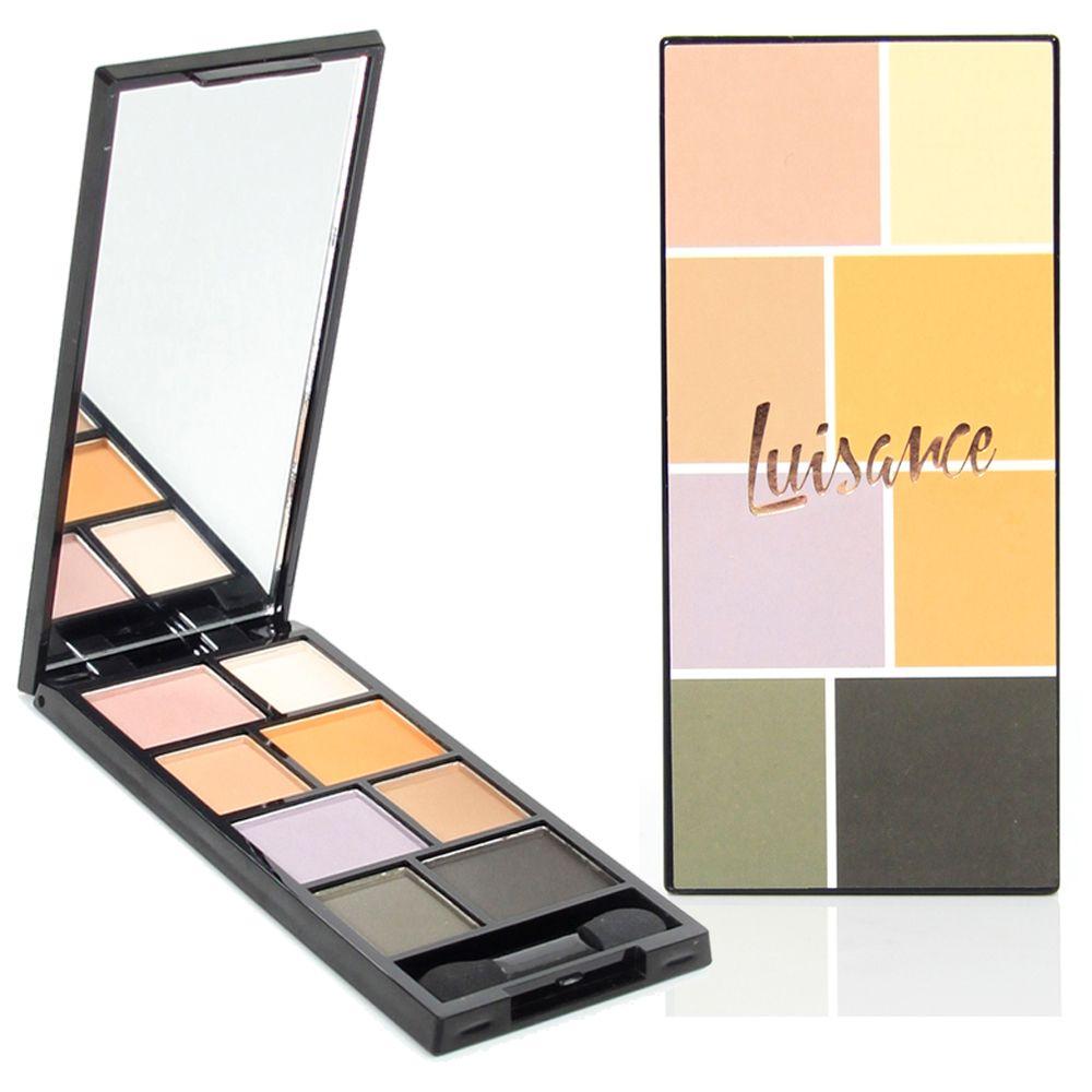 Paleta de Sombras Matte Beauty Squares - Luisance