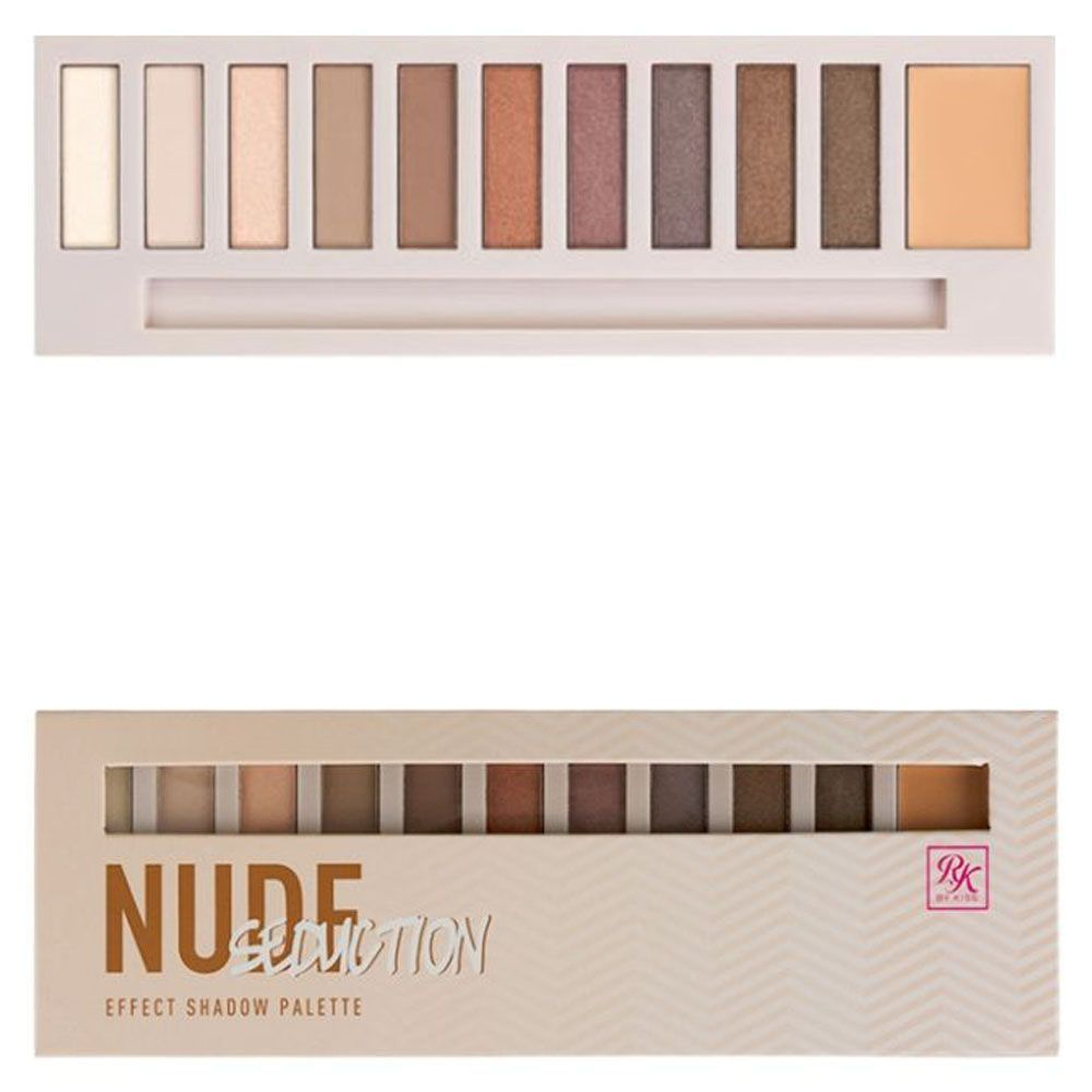 Paleta de Sombras Nude Seduction - Ruby Kisses