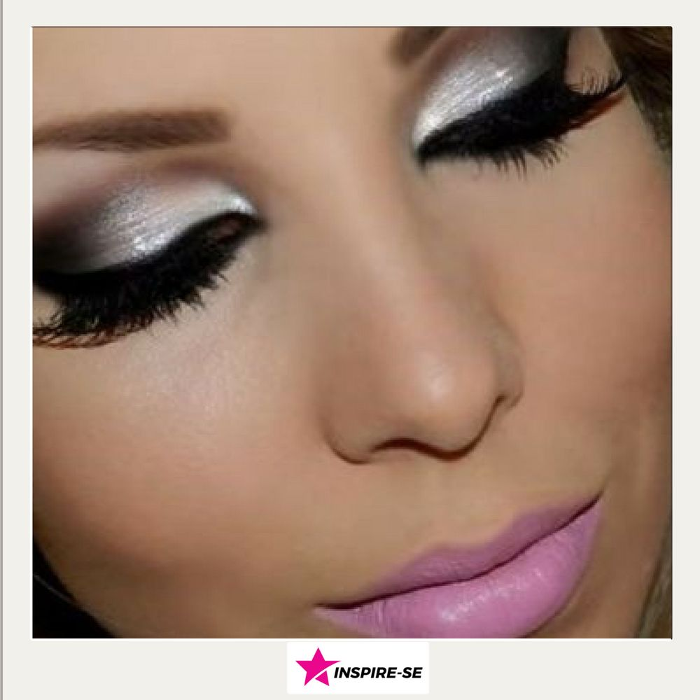 Paleta de Sombras Smokey - Luisance