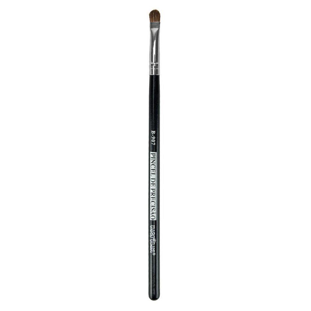 Pincel de Precisão Cerdas Naturais Olhos B907 Linha B - Macrilan