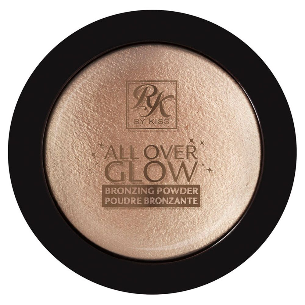 Pó Bronzeador All Over Glow - Ruby Kisses