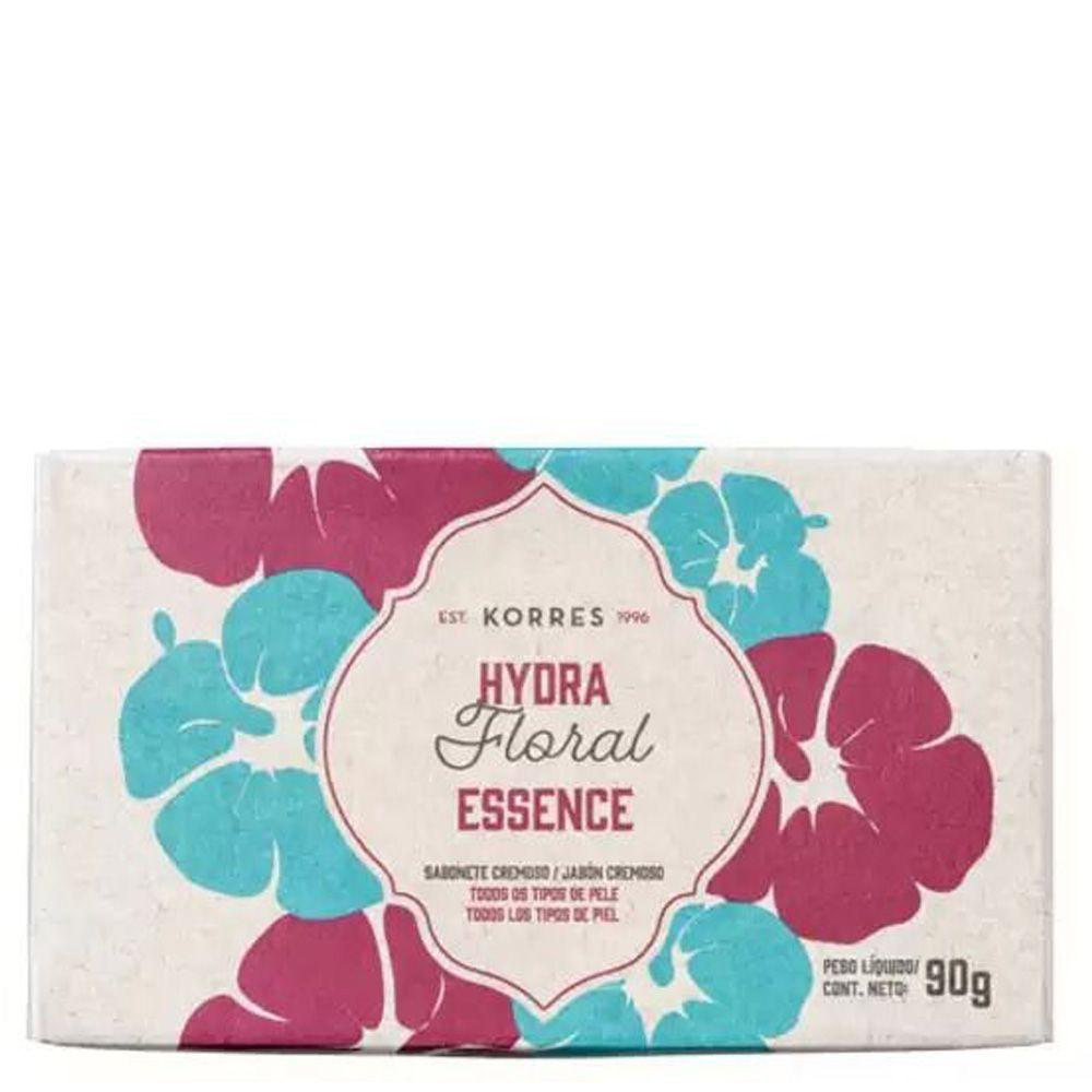 Sabonete Cremoso Hydra Floral Essence 90g - Korres