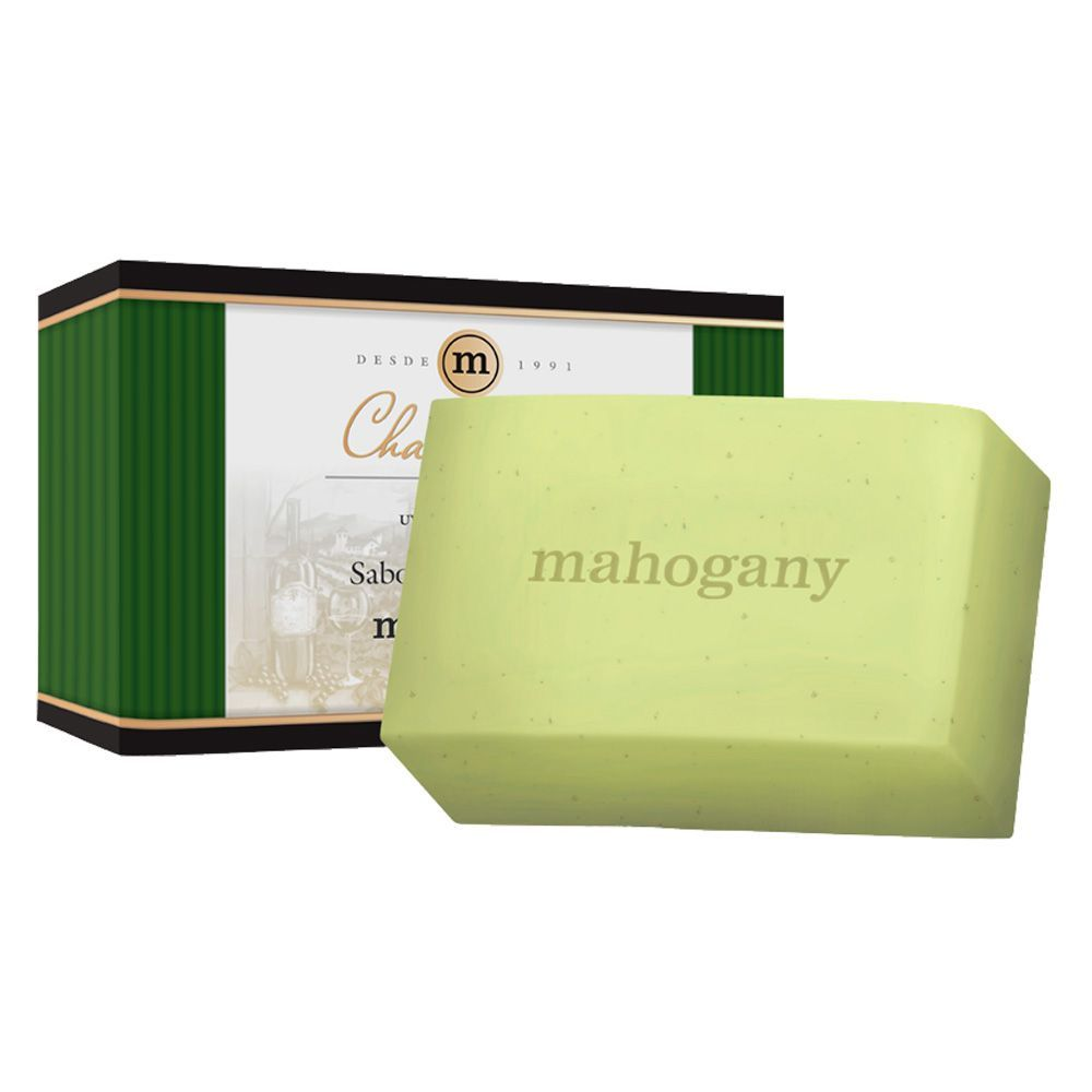 Kit Óleo em Creme 200ml + Sabonete Esfoliante 160gr Chardonnay - Mahogany
