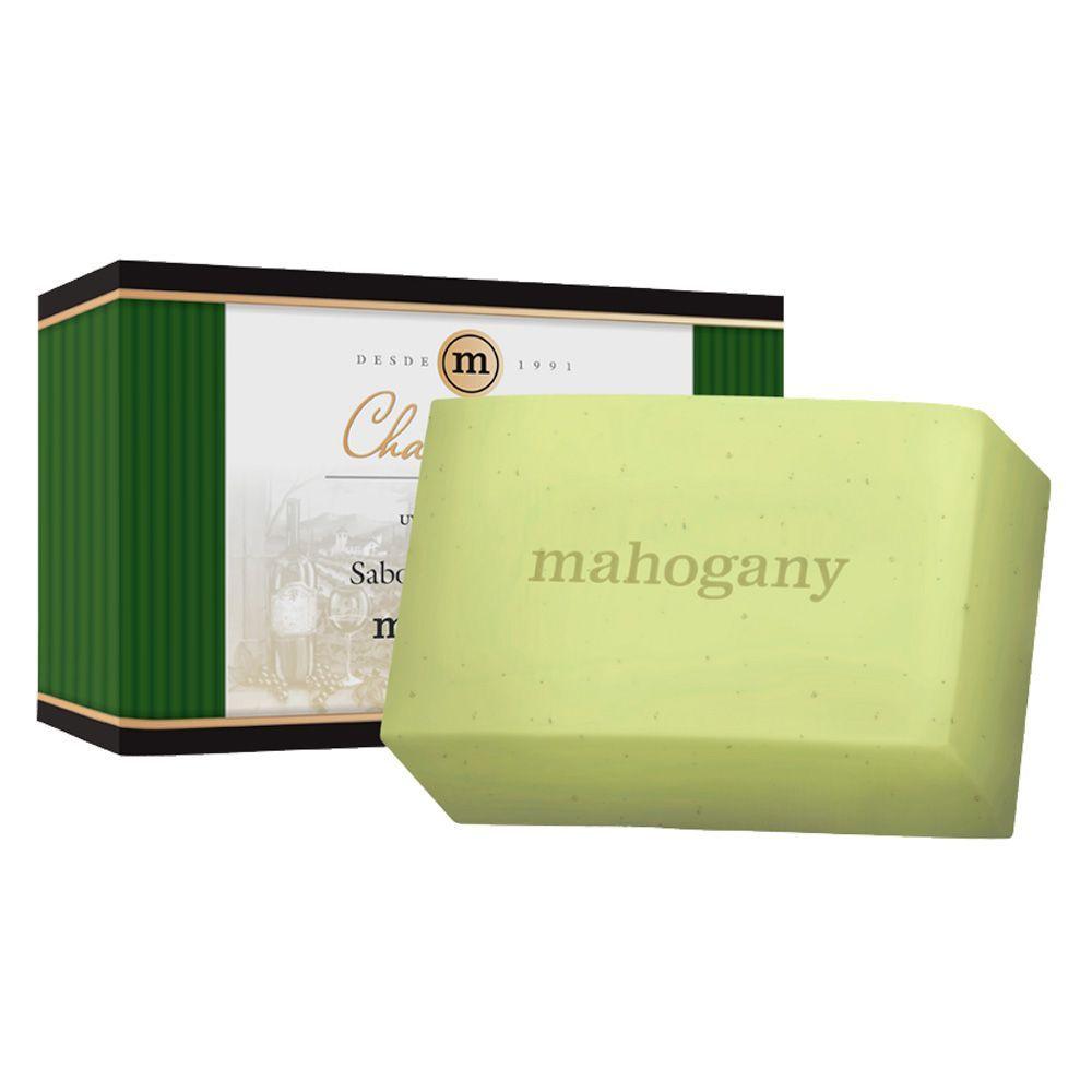 Sabonete Esfoliante Chardonnay 160g - Mahogany
