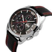 9026384288a Relógio de Pulso Masculino Skmei Modelo 9106