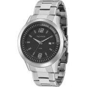 47c49a38cd1 Relógio Masculino Technos Analógico 2115KOU1P Prata