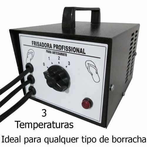 475fac213 MIRANDA SHOPPING - Maquina Frisadora De Chinelos E Artesanato ...