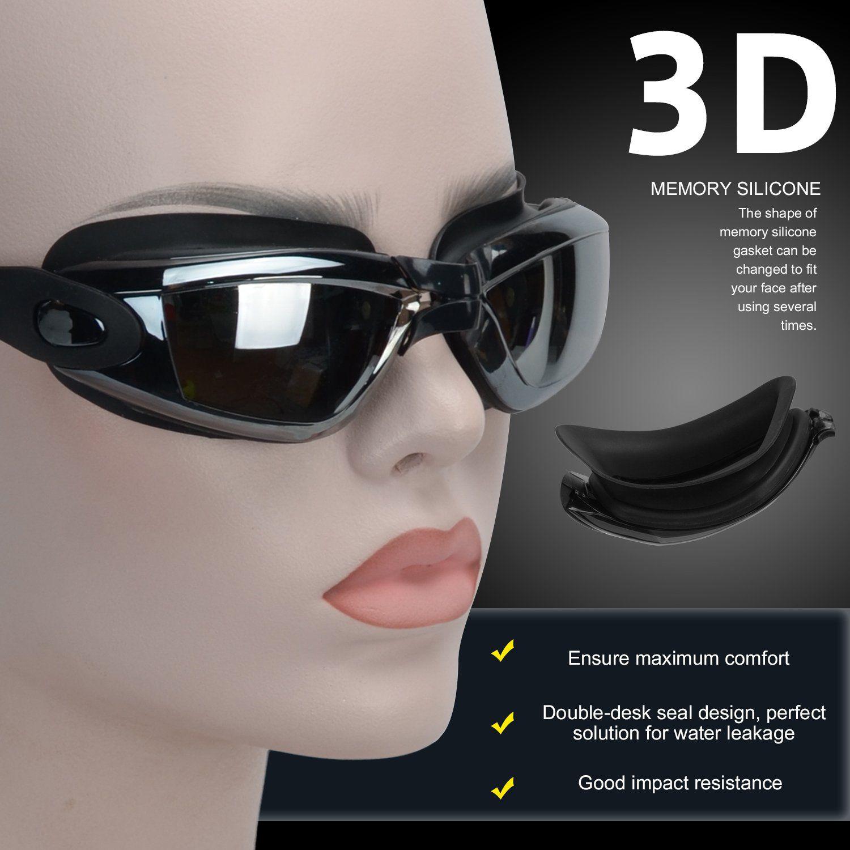 6fc3bc139 ... Óculos De Natação Zhenya Profissional Antiembaçamento - Miranda Shopping  ...