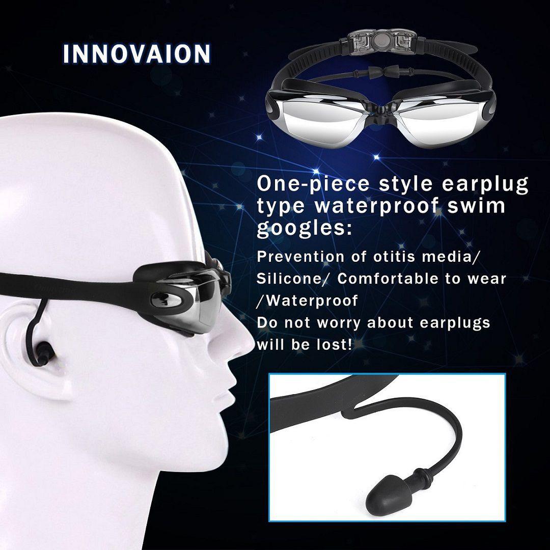3e81262e8 ... Óculos De Natação Zhenya Profissional Antiembaçamento - Miranda  Shopping ...