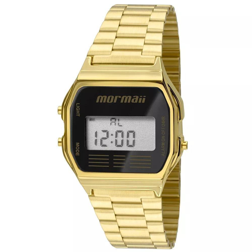 f03c2047880 Relógio Mormaii Vintage Feminino MOJH02AB4P Dourado - Miranda Shopping ...