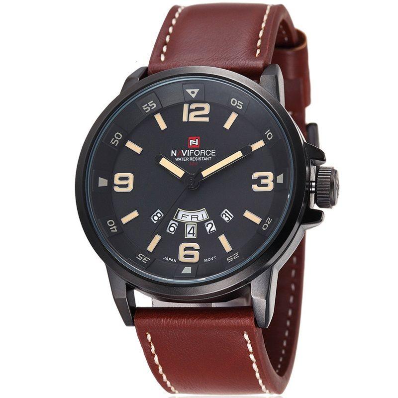 e077825289a Relógio de Pulso NaviForce Modelo 9028