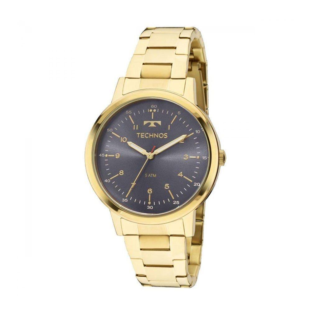 b0a9e65b527 ... Relógio Technos Fashion Trend Feminino Dourado 2035MFN4A - Miranda  Shopping