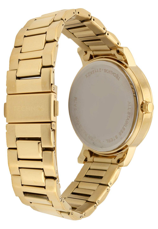 ced951780b5 ... Relógio Technos Feminino Dress 2115KZX4K Dourado - Miranda Shopping ...