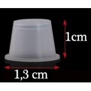 100 Batoques plástico M 13mm
