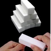 5 Lixas Bloco Fecha Poro Polir Branca