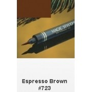 Caneta Magic Stylo Maquiagem semi-permanente Espresso Brown 723