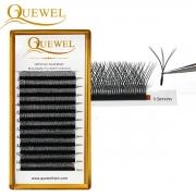 Cílios em W Volume Brasileiro Mix 8 a 14mm Quewel