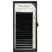 Cílios Fio a Fio e Volume Russo Mink Mix 7 a 15mm Nagaraku