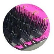 Cílios Fio a Fio Mink D 0.10 S & C - 15mm - D