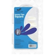 Luxury tips SQUARE reta c/100 un leitosa