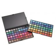 Paleta sombras 120 cores modelo 1