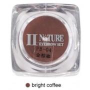 Pigmento em pasta tebori PCD - Brown