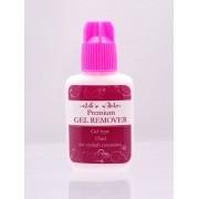 Removedor em Gel Premium 15ml para cola alongamento cilios