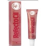 Tintura Refectocil 4.1 vermelho 15mL