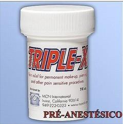 Anestésico Triple-x Mei-cha