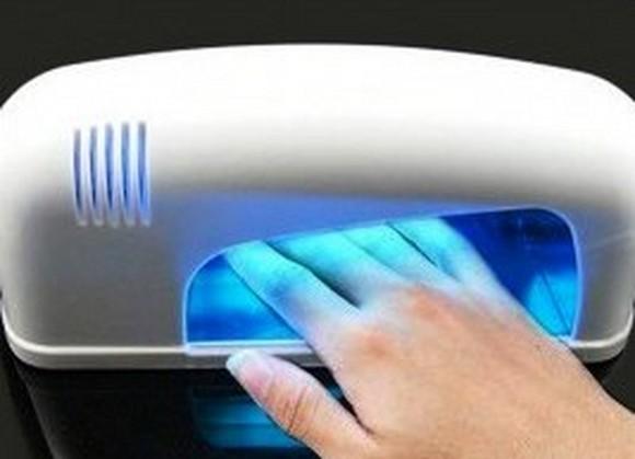Cabine UV Unha Gel 9w 110V
