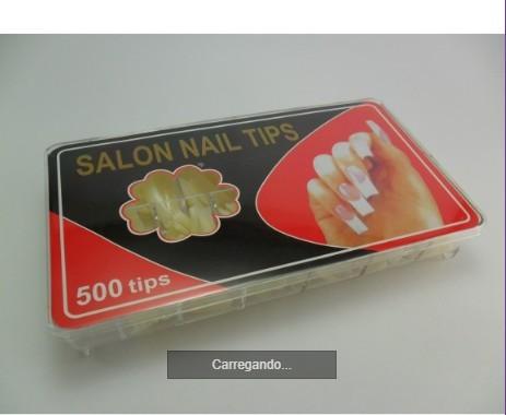 Caixa Tip Square Natural 100 unidades